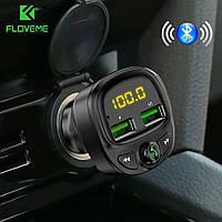 Bluetooth fm передатчик,HandsFree,автомобильное зарядное устройство Floveme.MP3 micro SDreader