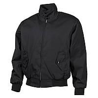 Куртка с подкладкой чёрная Pro Company «Английский стиль»