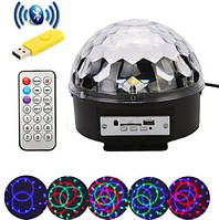Диско шар светодиодный Led Magic Ball Light с Bluetooth, фото 1