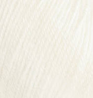 Детская пряжа Alize Baby Woolмолочный №62для Ручного Вязания