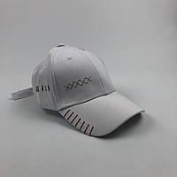 Кепка бейсболка Нашивки (белая), фото 1
