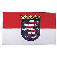 Флаг земли Гессен 90х150см MFH