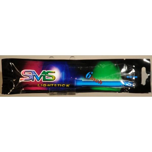 Лайтстик синий 15x150мм MFH