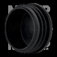 Заглушка круглая на трубу 50 мм