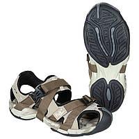 Трекинговые сандалии на фастексах пустынный камуфляж Fox Outdoor