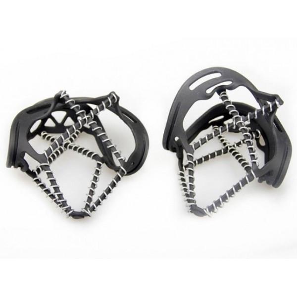 Ледоступы на спиралях для обуви р.37-42eur