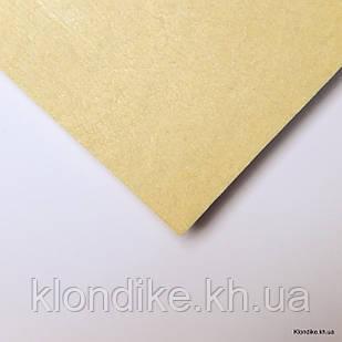 Фетр листовой, полиэстер, 20×30 см, Цвет: Бежевый