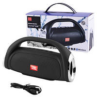 Bluetooth-колонка BOOMBOX SMALL LQ-09 (з ліхтарем), c функцією speakerphone, Power Bank, радіо
