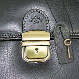 Портфель кожаный мужской, фото 6