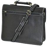 Портфель кожаный мужской, фото 7