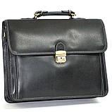 Портфель кожаный мужской, фото 5