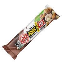 Батончик Power Pro 32% с орехами Nutella , 60 грамм Sugar Free