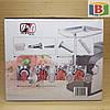 Электромясорубка + соковыжималка 3200 W Promotec 1055 Малайзия (реверс), фото 6
