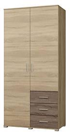 Шкаф для вещей Бриз ШП-4 Эверест сонома трюфель, КОД: 131373
