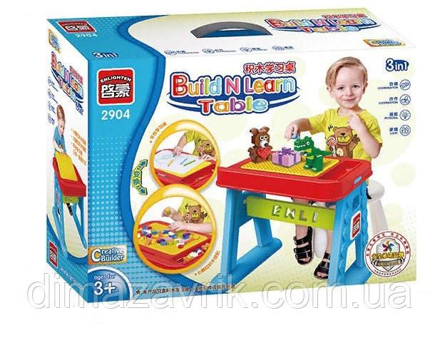 """Конструктор Brick 2904""""Игровой стол"""""""