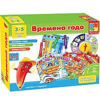 Игра Времена года VT1603-02 Vladi Toys Украина
