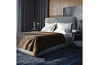 Покрывало, коричневое покрывало, 210*150 см, покрывало на кровать, велюровое покрывало, покривало