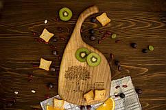 Доска ореховая «Топорик» M
