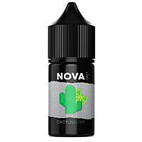Жидкость для электронных сигарет NOVA Salt Cactus Lime 50 мг 30 мл