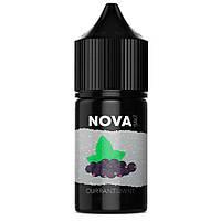 Жидкость для электронных сигарет NOVA Salt Currant Mint 50 мг 30 мл