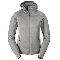 Кофта Eddie Bauer Womens High Route Fleece Hoodie M Серая 3701SL-M, КОД: 270402
