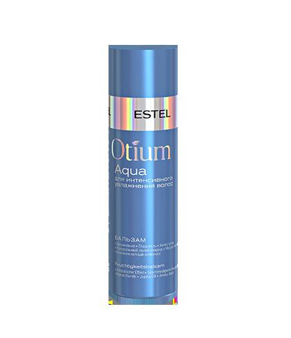 Бальзам для интенсивного увлажнения волос ESEL OTIUM Aqua, 200 мл
