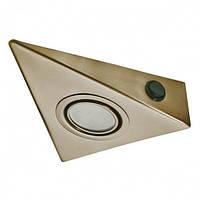 Светильник мебельный Kanlux ZEPO LFD-T02/S-BR/M (4389)