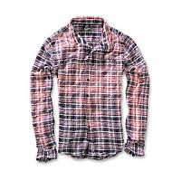 Рубашка Brandit Parkland Wire L Красный 4011, КОД: 272456
