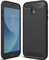 Чехол-накладка Ipaky TPU Slim Samsung Galaxy J5 2017 Black #I/S