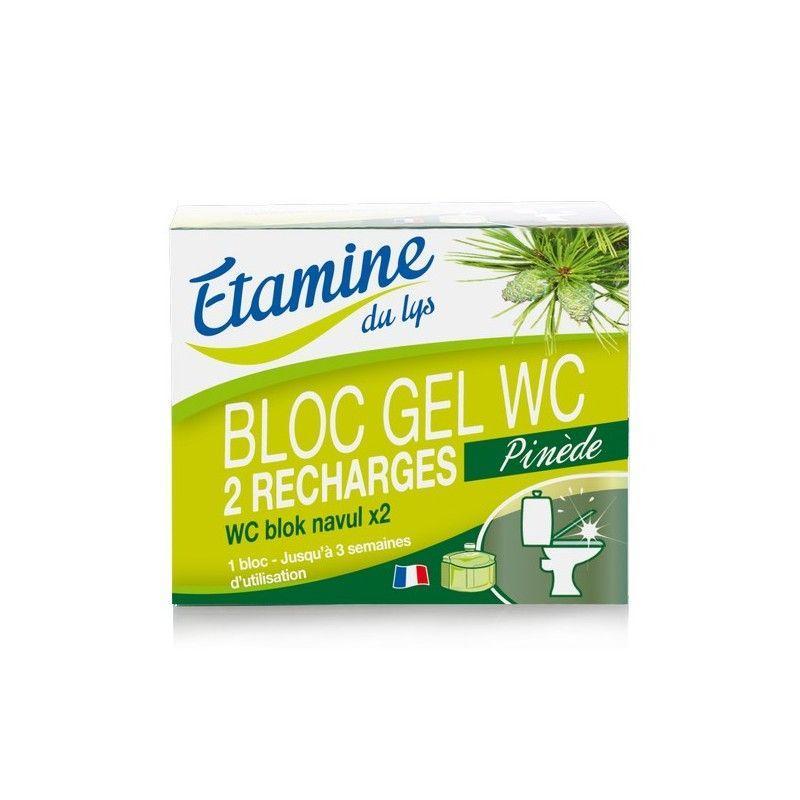 Сменный гелевый блок для унитаза  Etamine du Lys. 2 шт. по 50 мл