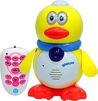 Интерактивно-обучающая игрушка Пингвиненок Вилли Kronos Toys 2052RU Разноцветный (tsi_14035)