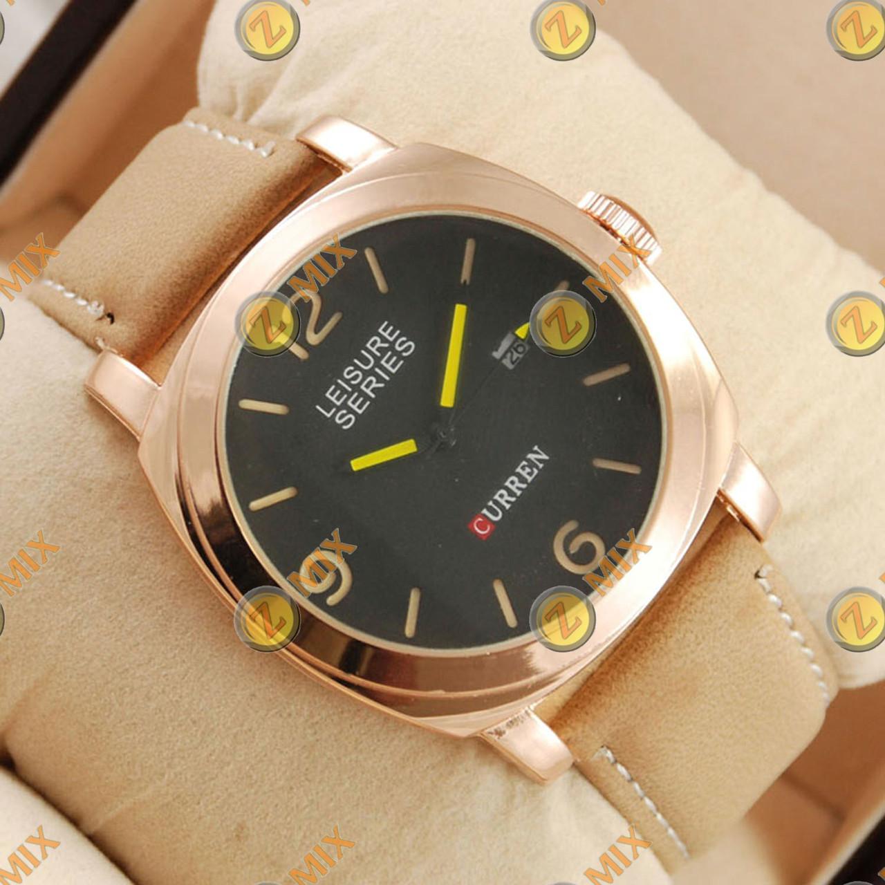 cb938c03 Часы Curren 1858 Gold/Black copy: продажа, цена в Киеве. часы ...