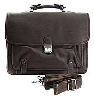 Мужской портфель из мягкой кожи, фото 1