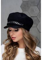 Женский картуз, кепи, фуражка с козырьком хит сезона 2020,модель Прованс 2, фото 1