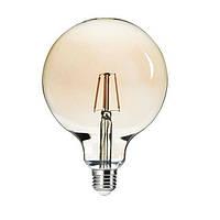 Светодиодная лампа Kanlux G125 FIL LED 6W E27-WW (26042)