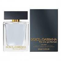 The One Gentleman Dolce&Gabbana  (Зе Ван Джентльмен Дольче Габбана)  100мл