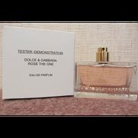 Dolce Gabbana Rose The One edp 75 ml w ТЕСТЕР