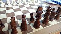 Шахматы деревянные 40 х 40 см, фото 1