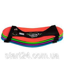 Балансировочная доска Workout Board Twist, 4 цвета. Скидка от 20шт - 7%, фото 2