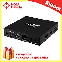 Смарт ТВ Приставка TV-BOX X96 2GB/16GB Android 6 | медиаплеер | телевизионная приставка | ТВ бокс