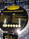 Сковорода гранитная с крышкой EDENBERG EB-9168 (28 см, 3.2 л), фото 9