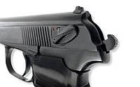 Пневматический пистолет Baikal MP-654К ПМ