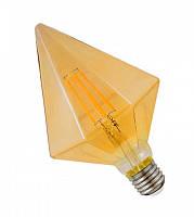 Светодиодная лампа Polux 308870 VINTAGE AMBER DIAMOND