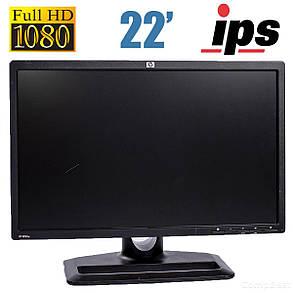 Уценка - HP ZR22w / 21.5' / IPS / 1920x1080 / DVI, VGA, DisplayPort - царапина на матрице, фото 2
