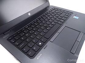 "HP ZBook 14 G2 Workstation / 14"" (1600 x 900) / Intel Core i7-5500U (2(4)ядра по 2.40-3.0GHz) / 16 GB DDR3 / 180 GB SSD / AMD FirePro M4150 GDDR5 2 GB, фото 3"