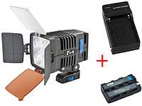 Cветодиодный накамерный видео свет F&V T-4 (Оригинал) LED - Sony, Panasonic, Canon (T-4)