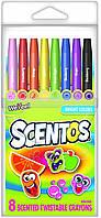 Набор ароматных восковых карандашей для рисования Радуга Scentos (41102)