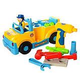 Конструктор-машина Limo toy Ваговозик, фото 2