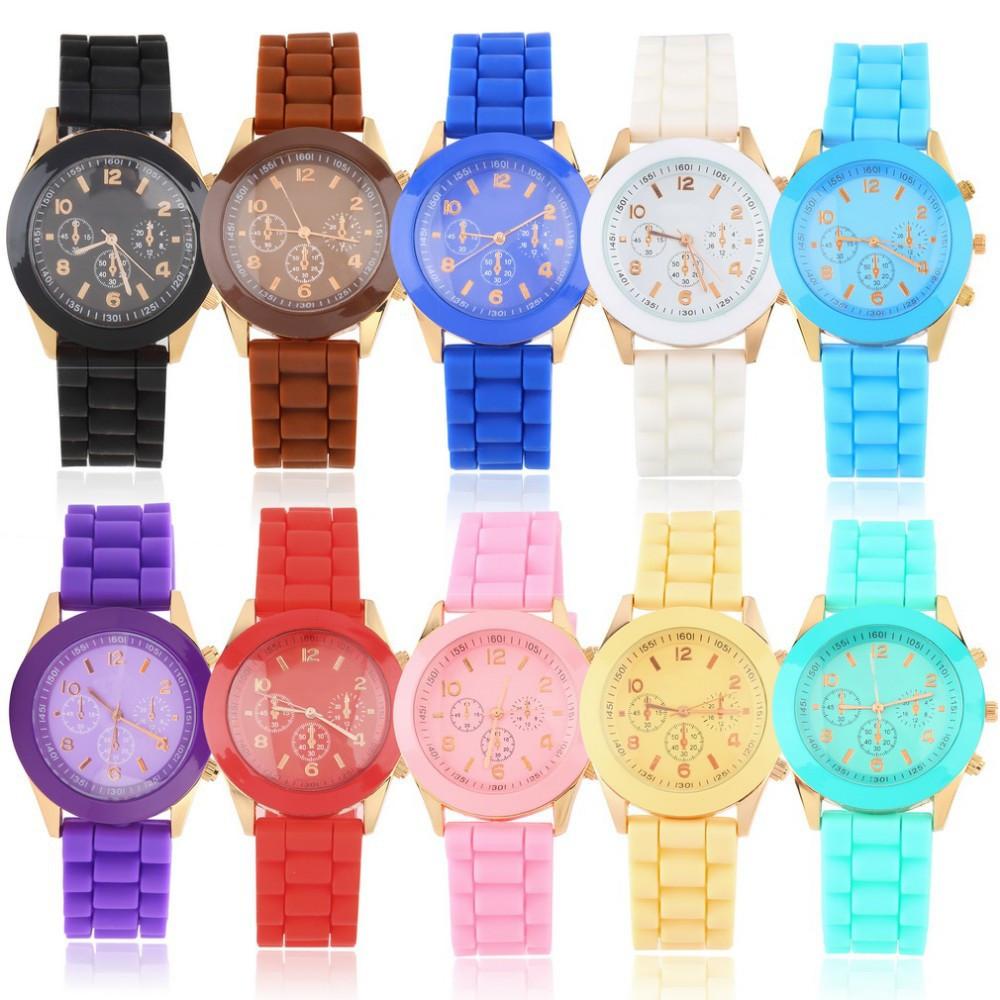 47d976a2c1ab Модные стильные женские часы GENEVA Luxury ,мятные  продажа, цена в ...
