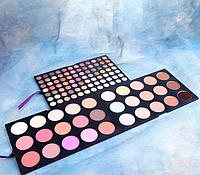 Профессиональный набор тени, румяна, корректоры 114 цветов МАС , Mac Cosmetics